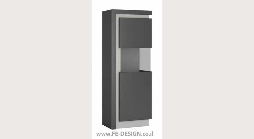 ויטרינה דלת אחת LYOV01